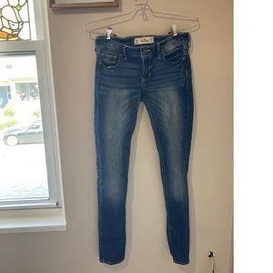 Hollister Skinny Jeans-Size 5 Regular